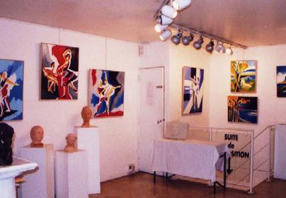 Expo Galerie MECENAVIE
