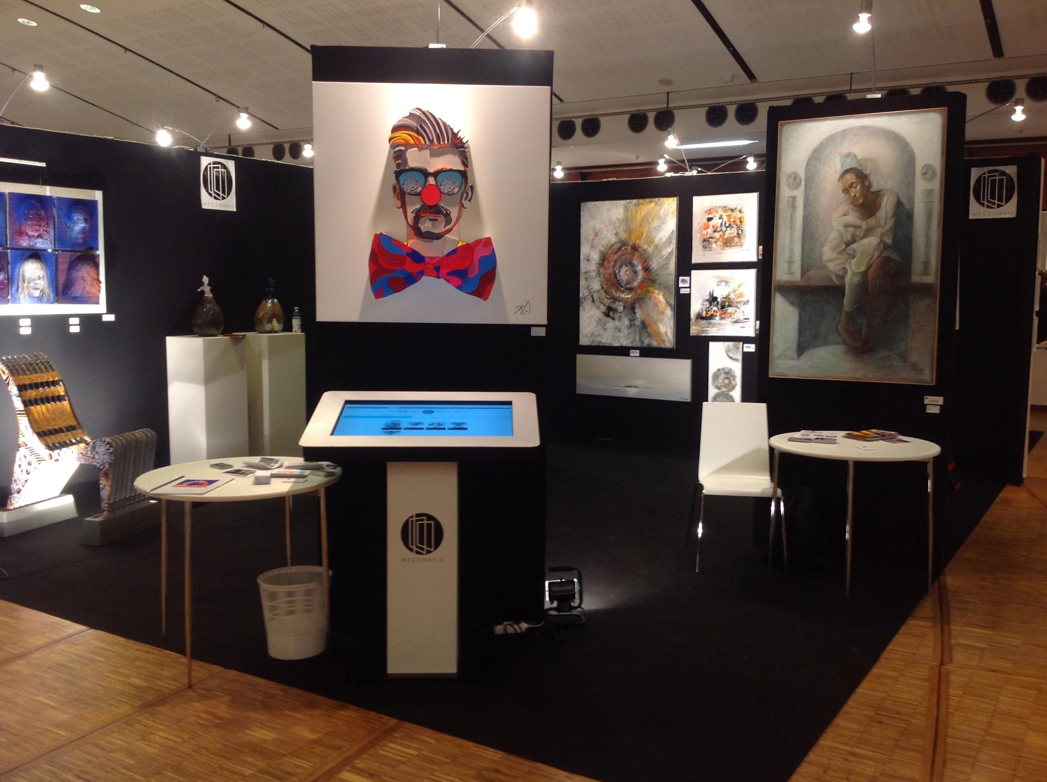 Art shopping le carrousel du louvre paris octobre 2017 for Salon du louvres