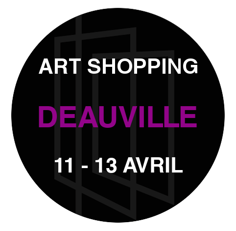 mecenavie salon art shopping deauville avril 2020