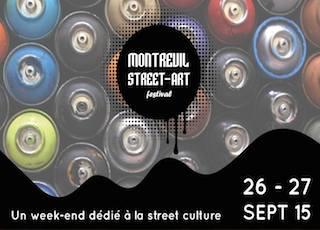 Montreuil Street Art Festival