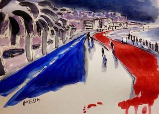 John Jairo MEIJA RAMIREZ artiste peintre mecenavie news art