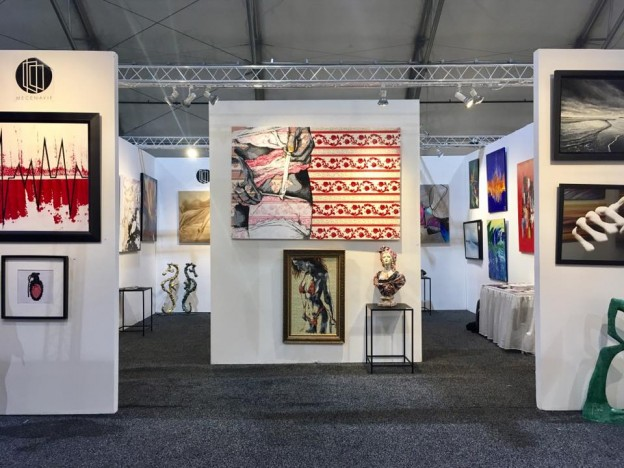 art expo las vegas mecenavie expositions salons art contemporain
