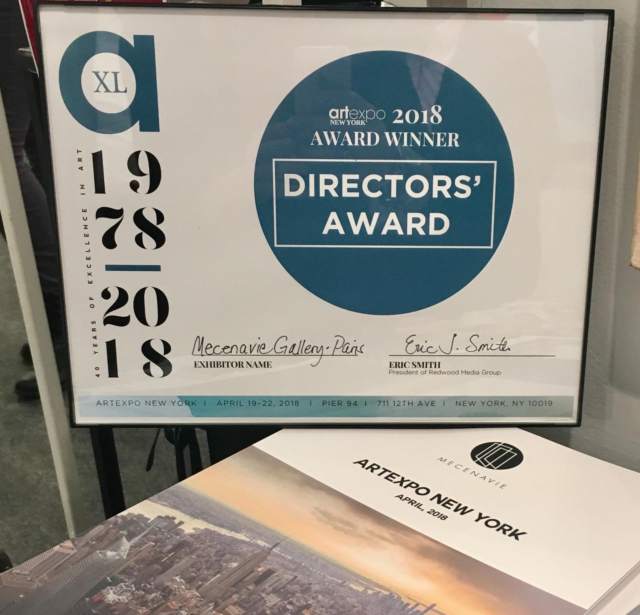 MECENAVIE Award