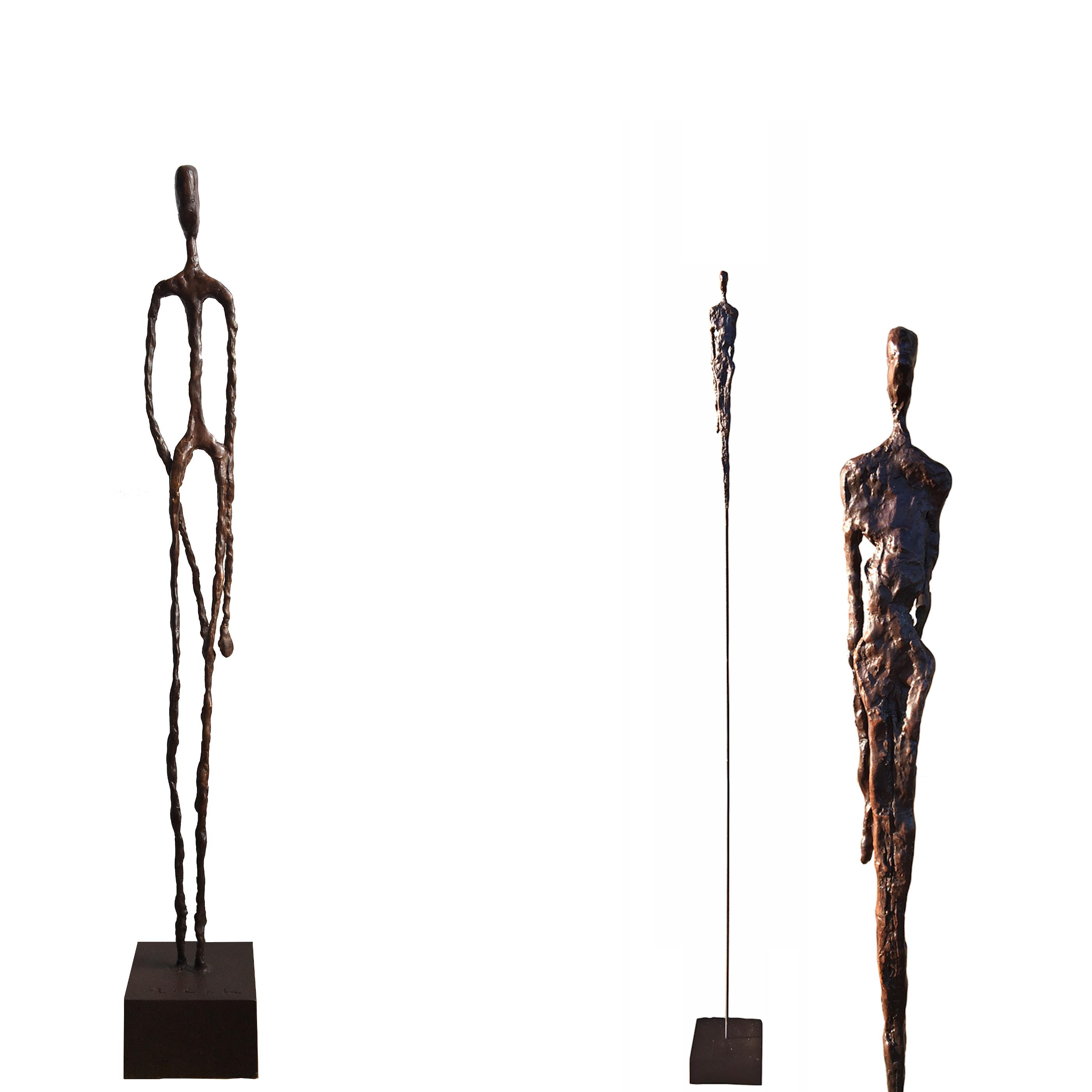 KAH Rachel -Homme seul 4 bronze - Homme seul 1 bronze - mecenavie